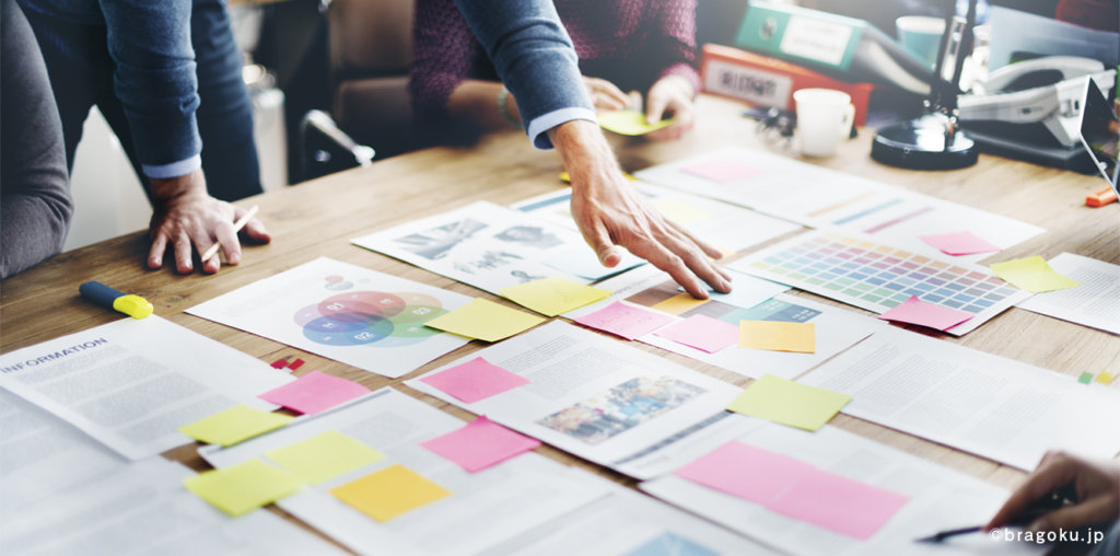 ブランド創出の極意(ブラゴク)の『売る』カテゴリの記事 How to 商品化― 商品化するまでのプロセスのメインビジュアル